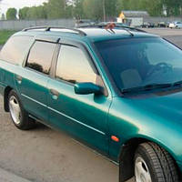 COBRA TUNING Дефлекторы окон на Ford Mondeo II '96-00 универсал (накладные)