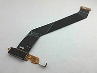 Плоский кабель  Samsung P7500 Galaxy Tab с системным разъёмом и микрофоном, оригинал