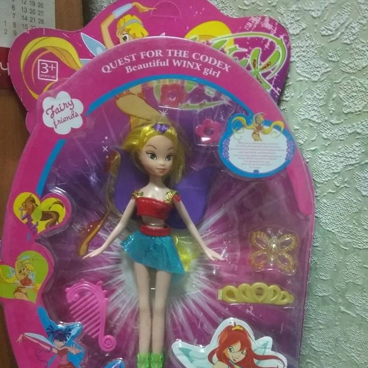 Кукла Winx 88010