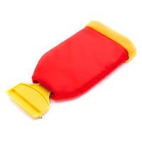Tom Par Скребок-рукавица для удаления снега и льда
