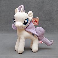 Пони Рарити 30 см. My Little Pony Мой маленький пони Мягкая игрушка, фото 1