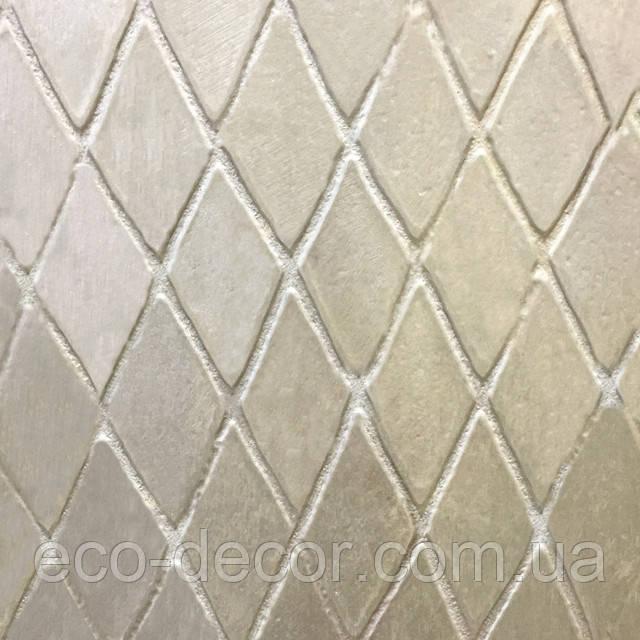 шаблон ромб на стену