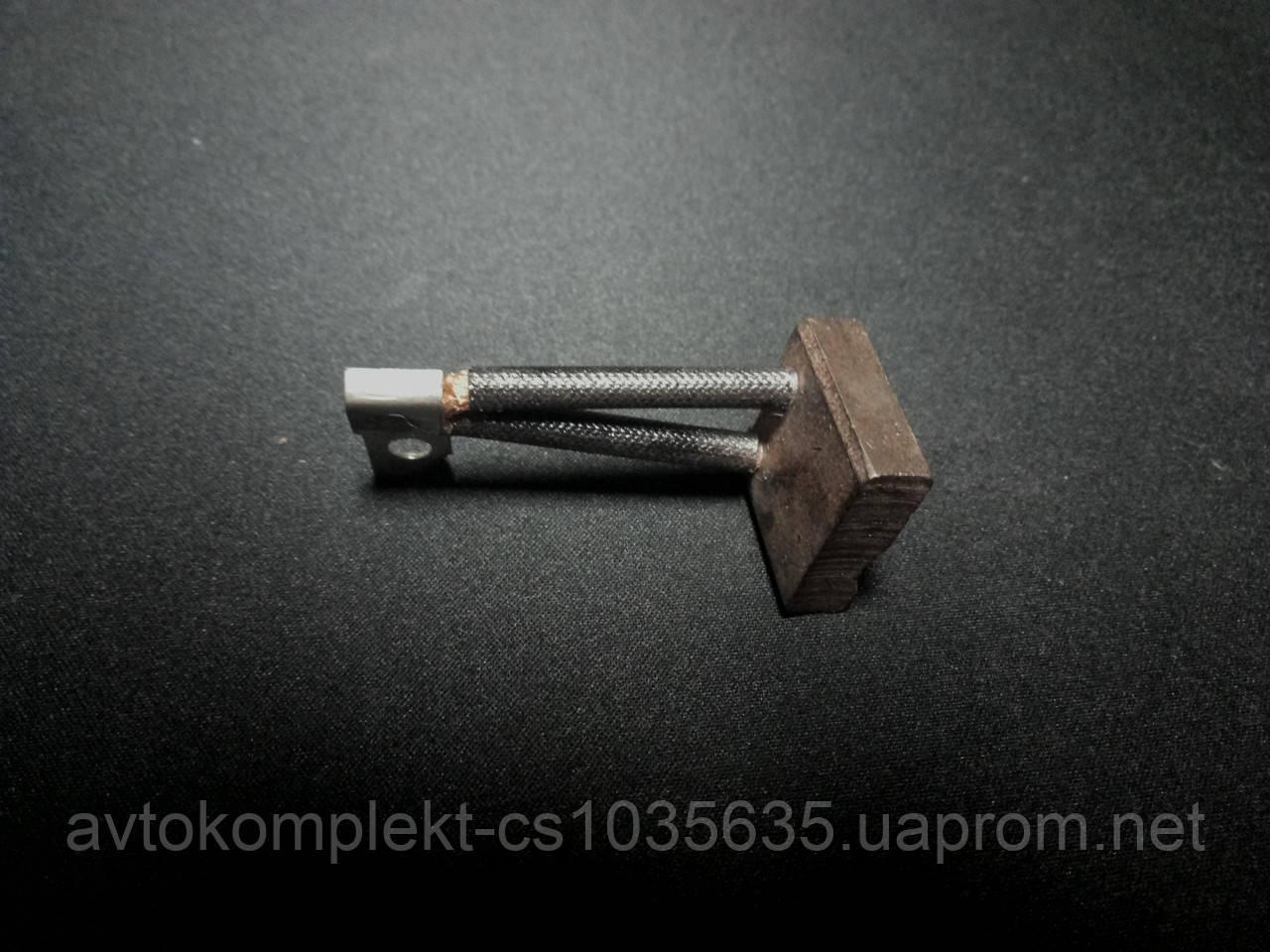 Щетка стартера AZJ-4183 ISKRA (МТЗ, ГАЗ, ПАЗ) 12V (комплект 4 шт.)