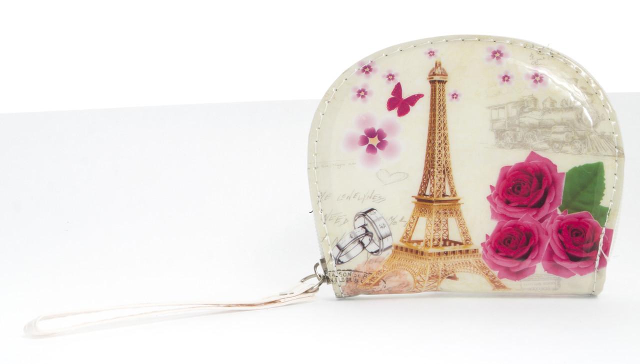Женский небольшой кошелечек на молнии с петелькой на руку art. 1050 (103014)