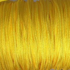Шнур (желтый), нейлон