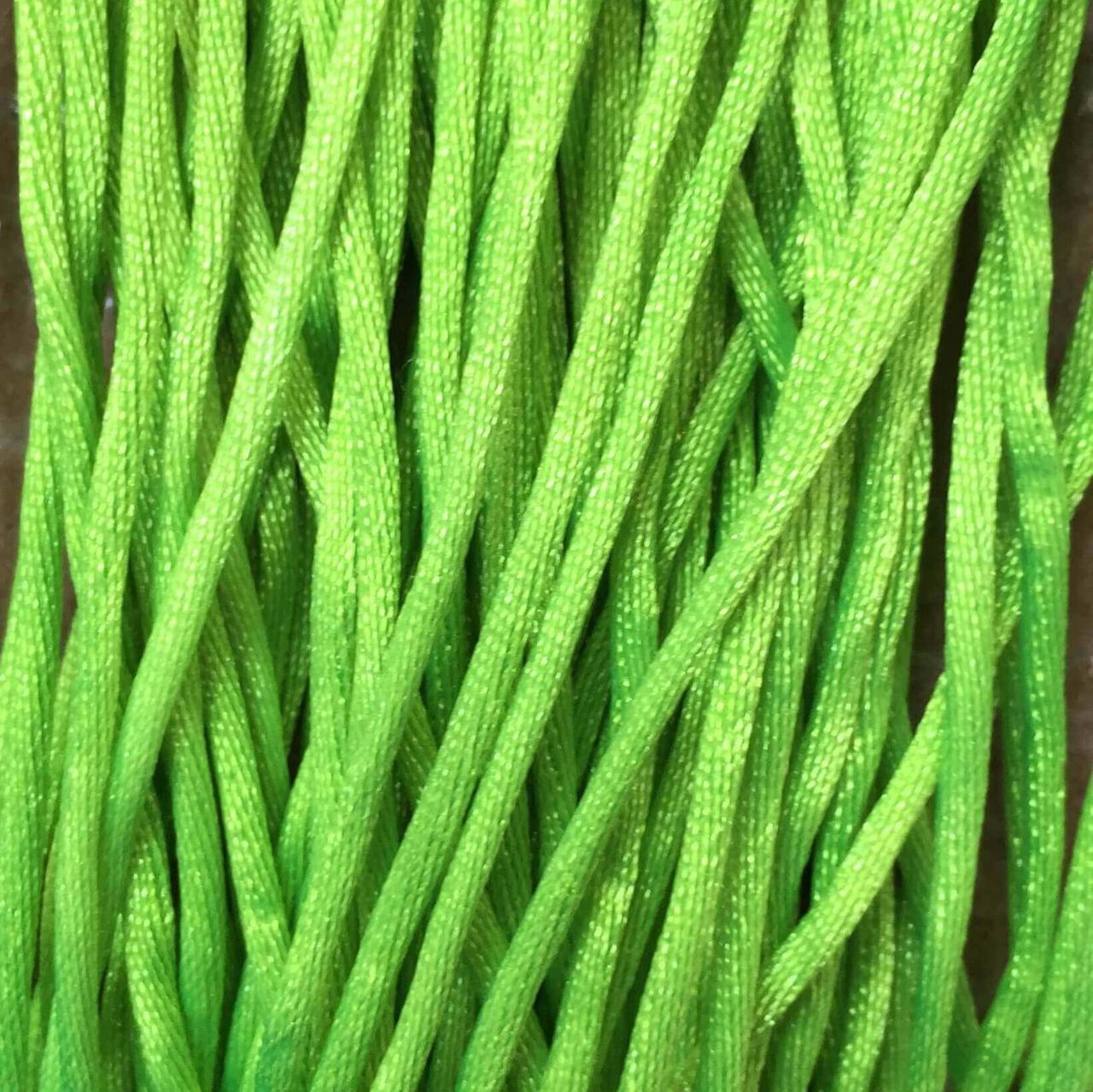 Шнур (зеленый), нейлон, метр