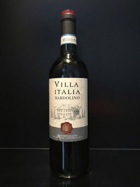 Вино Красное Сухое Villa Italia Bardolino 0.7л