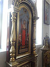 Церковний підлоговий кіот (1200х3200 мм), фото 2
