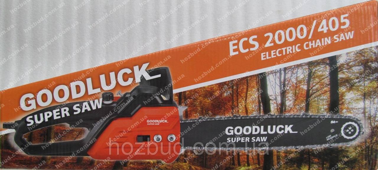 Електропила Goodluck ECS 2000/45