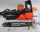 Електропила Goodluck ECS 2000/45, фото 2