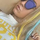 💛 Волосся накладне на заколках, жовтого кольору 💛 , фото 8