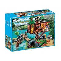 Конструктор Плеймобил Лісовий будинок на дереві Playmobil Wild Life Adventure Tree House review 5557