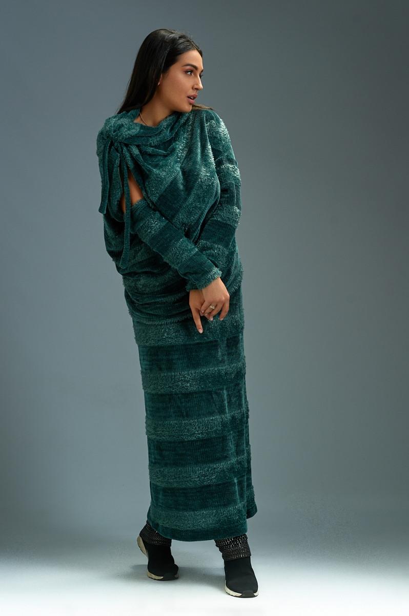 Длинное платье лик772