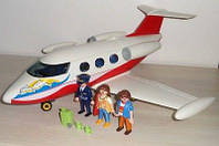 Конструктор Плеймобил Літак з туристами 6081 Playmobil Ferienflieger aus der Summer Fun Serie