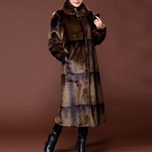 Женская меховая шуба  . Модель 1023