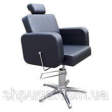 Крісло перукарське Barber Кр 107
