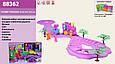 Игровой набор железная дорога «Паровозик Пони» 88362 My Little Pony, фото 3