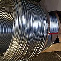 Труба алюминиевая д.9х1мм 50м в бухте