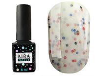 Гель лак Kira Nails Yogurt Boom 002