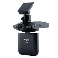 Gazer F525 Автомобильный видеорегистратор (FULL HD) + КП 8 Гб