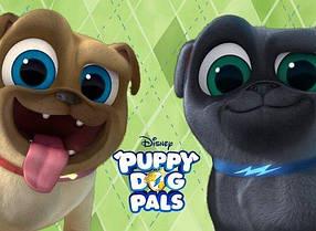 Игрушки Дружные Мопсы/ Puppy Dog Pals