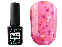 Гель лак  Kira Nails Yogurt Boom 010