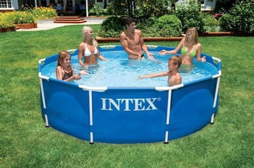 Intex 28200 Бассейн каркасный 305х76 см (28200) (56997), фото 1