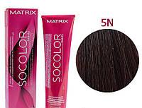 Соколор Бьюти, стойкая крем-краска для волос, оттенок 5N, 90 мл