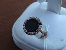 Позолоченные серебряные кольца