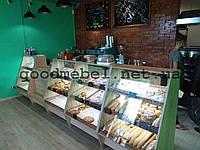 Торговое оборудование для кофейни, пекарни. ТО-108
