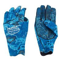 Перчатки Marlin Ultrastretch Blue 2 мм 46(S)