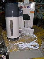 Автомобільний електрочайник Livstar LSU-1141 (0,6 л. + 2 чашки) 12V, фото 1
