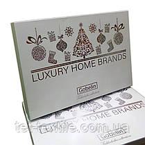 """Скатерть """"Новогодняя ёлка"""" в чемоданчике Home Plus (150x220cm.), фото 3"""