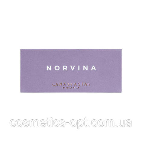 Тени для век Anastasia Beverly Hills Norvina Eye Shadow Palette (реплика)
