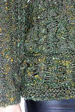 Женский вязаный свитер Papin   , фото 3