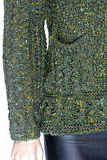 Женский вязаный свитер Papin   , фото 2