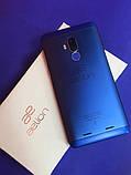 """Смартфон со сканером отпечатков пальцев на 2 сим карты 2 двойные камеры 5"""" 2/16Gb AELion i8 синий, фото 2"""