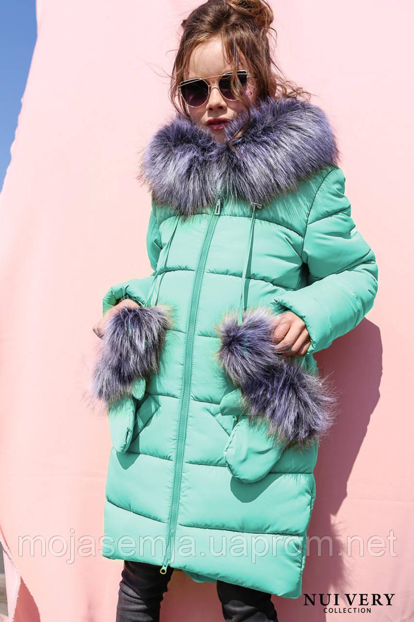 Зимняя детская куртка Мелитта К