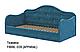 Кровать Дикси, фото 4