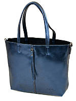 Сумка Женская Классическая кожа ALEX RAI 10-04 8704 blue, фото 1