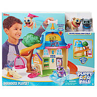 Игровой набор Дом Дружные Мопсы / Puppy dog pals dog