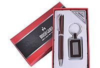 Подарочный набор Moongrass 610 Шариковая ручка, брелок