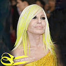 💛 Ультра модные цветные пряди на заколках желтые 💛 , фото 4