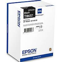 Картридж EPSON WF-M5190/WF-M5690 black (10 000 стр) (C13T865140), фото 1