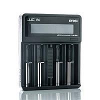 Efest LUC V4 - Зарядное устройство для литий-ионных (Li-ion) аккумуляторов. Оригинал Код:707986980