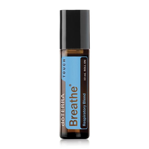 «Дыхание», роллер / Breathe Touch Respiratory Blend, смесь масел, роллер, 10 мл