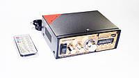 Усилитель звука UKC AK-699D USB+SD+FM радио, фото 6