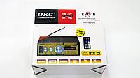 Усилитель звука UKC AK-699D USB+SD+FM радио, фото 7