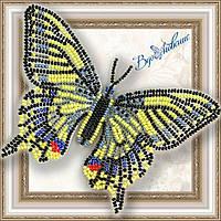 """Набор для вышивки бисером Объемная бабочка """"Махаон"""" BGP-002"""