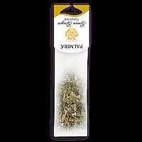 """Чай для заварника """"Имбирный"""" Palmira зелёный с имбирем и добавк. 4г (10шт)"""